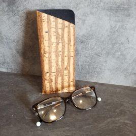 """Etui à lunettes """"Bambou"""""""